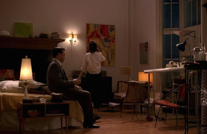 Spoondance in Mad Men pilot